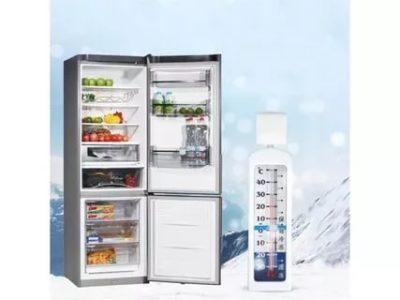 Какая должна быть температура в холодильной и морозильной камере