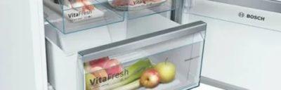 Как правильно разморозить холодильник бош