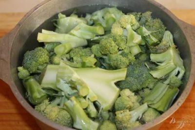 Как заморозить брокколи для детского питания