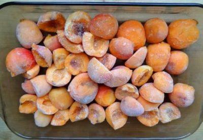Можно ли замораживать свежие абрикосы