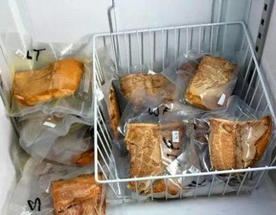 Как хранить рыбу холодного копчения в холодильнике
