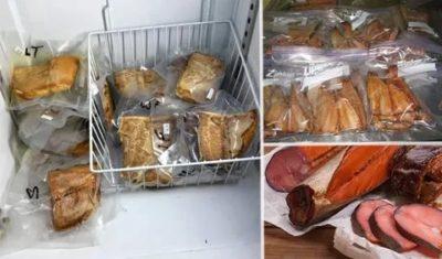 Как правильно хранить копченое мясо в холодильнике