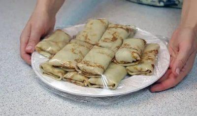 Сколько можно хранить в холодильнике тесто для блинов