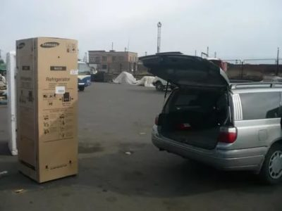 Можно ли перевозить холодильники лежа
