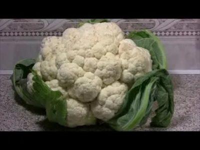 Можно ли заморозить цветную капусту