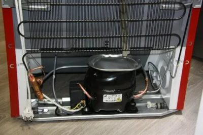 Почему горячий компрессор холодильника