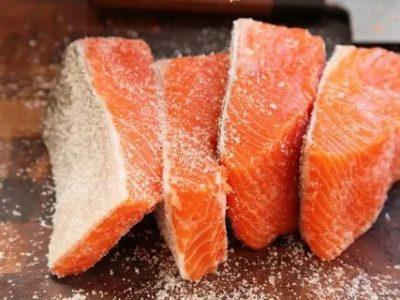 Можно ли замораживать слабо соленую рыбу