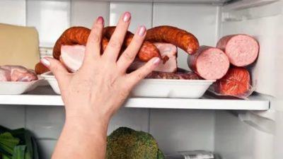 Как хранить колбасы в холодильнике