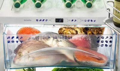 Сколько может хранится свежая рыба в морозилке