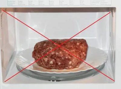 Сколько хранится фарш для котлет в холодильнике