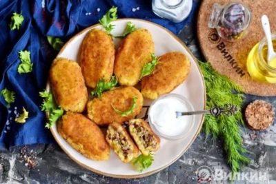 Можно ли замораживать картофельные зразы