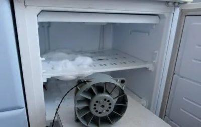 Почему стучит морозильная камера