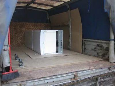 Что будет если перевозить холодильник лежа