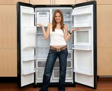 Можно ли включать пустой холодильник