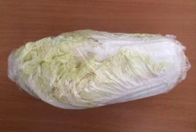 Как заморозить пекинскую капусту на зиму