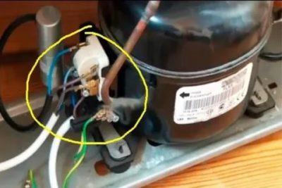 Как проверить работает ли компрессор в холодильнике