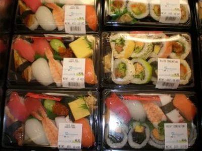 Сколько суши могут храниться в холодильнике