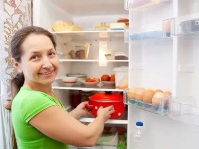 Можно ли поставить горячую кастрюлю в холодильник