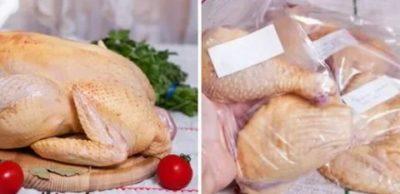 Сколько можно хранить курицу после разморозки
