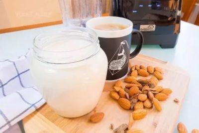 Можно ли заморозить миндальное молоко