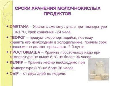 Сколько можно хранить кефир не в холодильнике