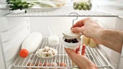 Как убрать запах из холодильника с помощью чая