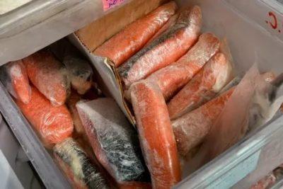 Как правильно заморозить красную рыбу