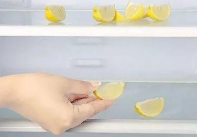 Как убрать неприятный запах с холодильника уксусом
