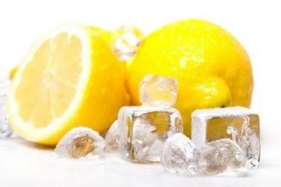 Какая польза от замороженного лимона