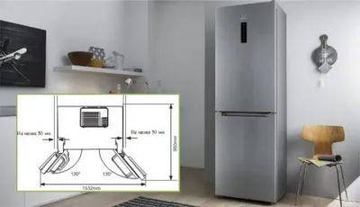 Почему греются боковые стенки холодильника LG