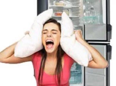 Почему рычит холодильник