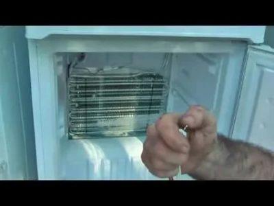 Почему не холодит холодильник веко