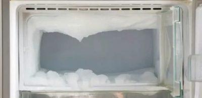 Как разморозить только морозильную камеру