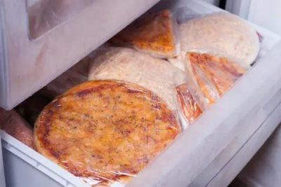 Можно ли заморозить уже готовую пиццу