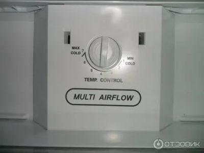 Как регулировать температуру в холодильнике LG
