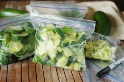 Как правильно заморозить овощи для малыша