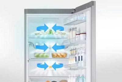 Можно ли ставить горячее в холодильник No Frost