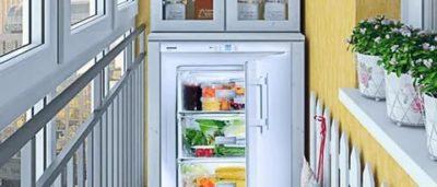 Можно ли поставить холодильник в холодном помещении