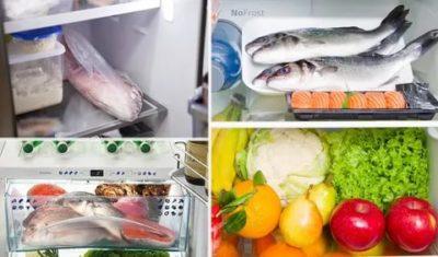 Сколько можно хранить красную рыбу в холодильнике