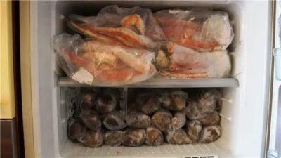 Как сохранить рыбу в морозилке
