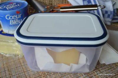 Как можно дольше сохранить сыр в холодильнике