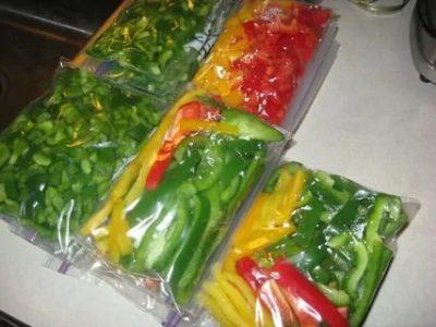 Что можно заморозить на зиму из овощей и фруктов