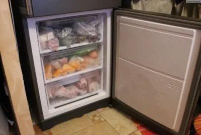Можно ли горячее ставить в морозильник