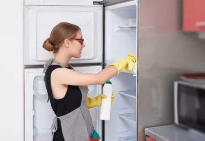 Чем мыть новый холодильник после покупки