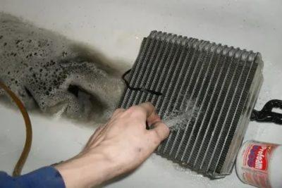 Чем можно отмыть фреон