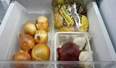 Почему чеснок нельзя хранить в холодильнике