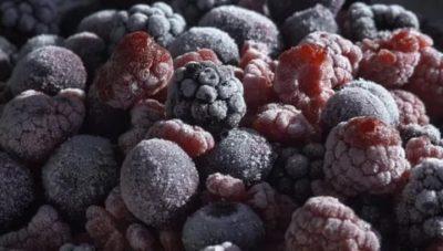 Как правильно есть замороженные ягоды