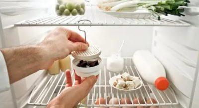 Как убрать неприятный запах из холодильника в домашних условиях