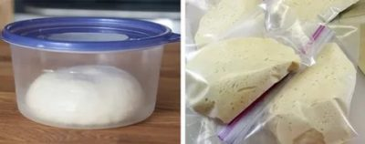 Как использовать дрожжевое тесто после холодильника
