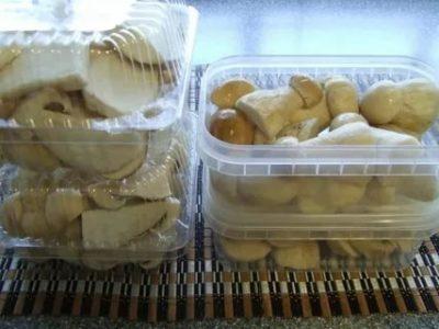 Можно ли хранить белые грибы в холодильнике